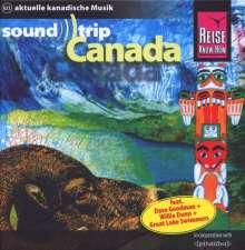 Soundtrip Canada, CD