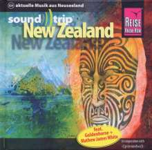 Various Artists: Soundtrip New Zealand, CD
