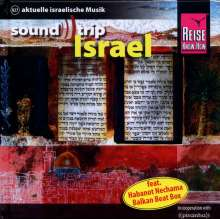 Various Artists: Soundtrip Israel, CD
