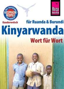 Karel Dekempe: Reise Know-How Sprachführer Kinyarwanda - Wort für Wort (für Ruanda und Burundi), Buch