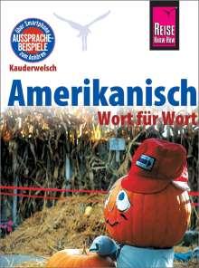 Elfi H. M. Gilissen: Amerikanisch - Wort für Wort, Buch