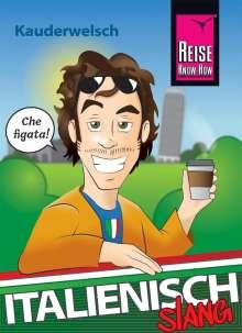 Michael Blümke: Italienisch Slang - das andere Italienisch, Buch