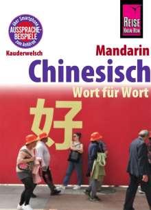 Marie-Luise Latsch: Chinesisch (Mandarin) - Wort für Wort, Buch