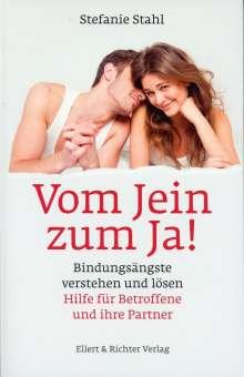 Stefanie Stahl: Vom Jein zum Ja!, Buch