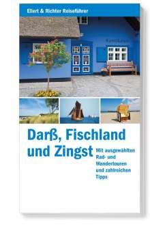 Frank Thamm: Darß, Fischland und Zingst, Buch