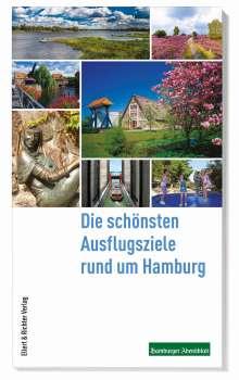Die schönsten Ausflugsziele Hamburg, Buch