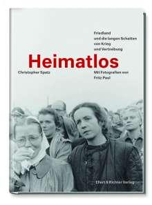Christopher Spatz: Heimatlos, Buch