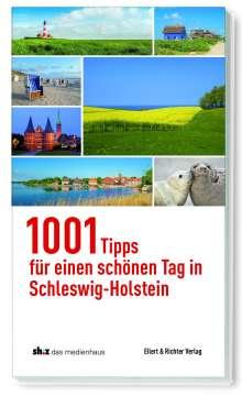 1001 Tipps für einen schönen Tag in Schleswig-Holstein, Buch