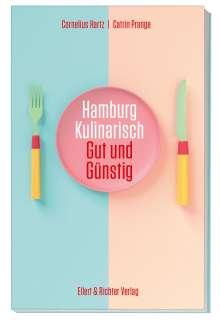 Cornelius Hartz: Hamburg kulinarisch, Buch