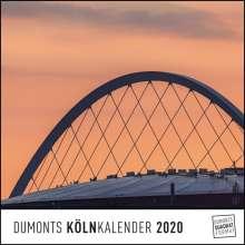 Köln Cologne 2020 - Wandkalender - Quadratformat 24 x 24 cm, Diverse