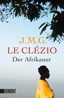 Jean-Marie Gustave Le Clézio: Der Afrikaner, Buch