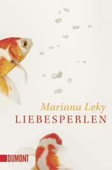 Mariana Leky: Liebesperlen, Buch