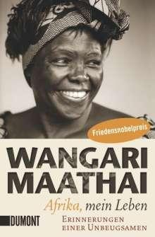 Wangari Maathai: Afrika, mein Leben, Buch