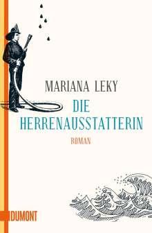 Mariana Leky: Die Herrenausstatterin, Buch