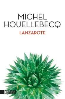 Michel Houellebecq: Lanzarote, Buch
