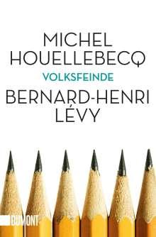 Michel Houellebecq: Volksfeinde, Buch