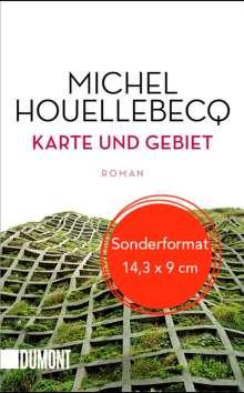 Michel Houellebecq: Karte und Gebiet, Buch