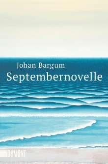 Johan Bargum: Septembernovelle, Buch