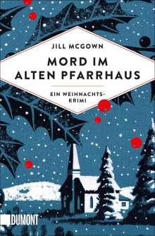 Jill Mcgown: Mord im alten Pfarrhaus, Buch