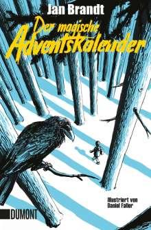 Jan Brandt: Der magische Adventskalender, Buch