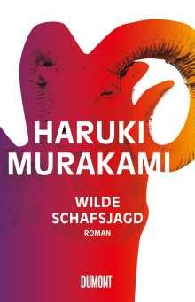 Haruki Murakami: Wilde Schafsjagd, Buch