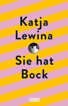 Katja Lewina: Sie hat Bock, Buch