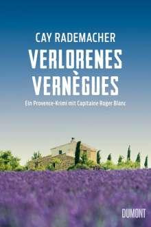 Cay Rademacher: Verlorenes Vernègues, Buch