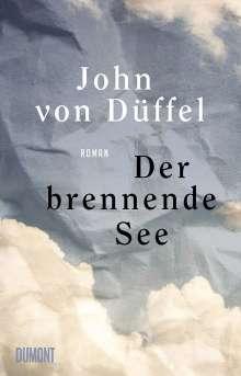John von Düffel: Der brennende See, Buch