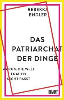 Rebekka Endler: Das Patriarchat der Dinge, Buch