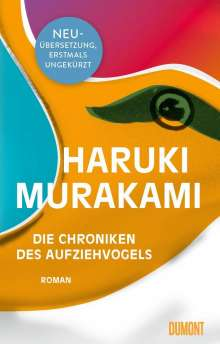 Haruki Murakami: Die Chroniken des Herrn Aufziehvogel, Buch