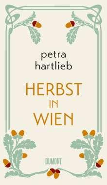 Petra Hartlieb: Herbst in Wien, Buch