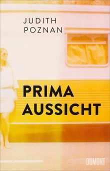 Judith Poznan: Prima Aussicht, Buch