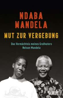Ndaba Mandela: Mut zur Vergebung, Buch