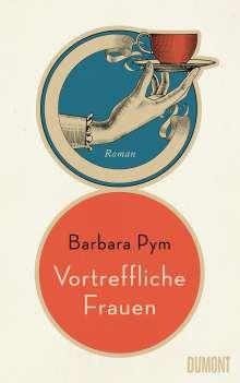 Barbara Pym: Vortreffliche Frauen, Buch