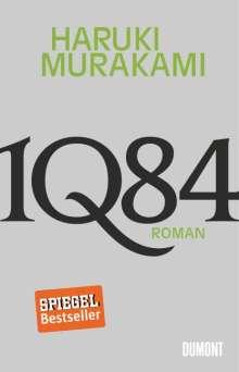 Haruki Murakami: 1Q84. Buch 1 & 2, Buch