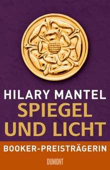 Hilary Mantel: Spiegel und Licht, Buch
