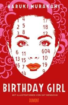 Haruki Murakami: Birthday Girl, Buch
