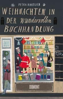 Petra Hartlieb: Weihnachten in der wundervollen Buchhandlung, Buch