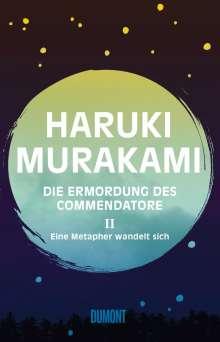 Haruki Murakami: Die Ermordung des Commendatore Band 2, Buch