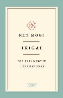 Ken Mogi: Ikigai, Buch