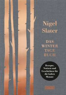 Nigel Slater: Das Wintertagebuch, Buch