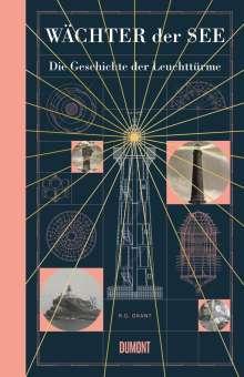 R. G. Grant: Wächter der See, Buch