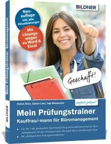 Inge Baumeister: Mein Prüfungstrainer Kauffrau / Kaufmann für Büromanagement, Buch