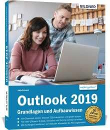 Anja Schmid: Outlook 2019 Schritt für Schritt zum Profi, Buch