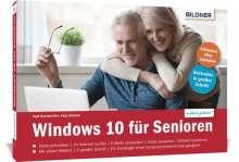 Inge Baumeister: Windows 10 für Senioren, Buch