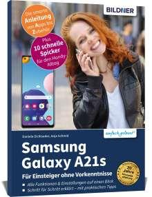Anja Schmid: Samsung Galaxy A21s, Buch