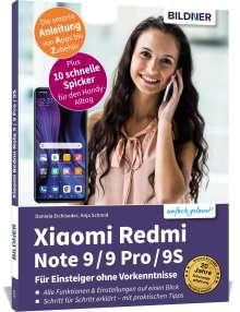 Anja Schmid: Xiaomi Redmi Note 9 / 9 Pro / 9S, Buch
