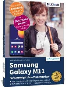 Anja Schmid: Samsung Galaxy M11, Buch