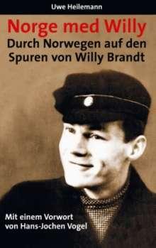 Uwe Heilemann: Norge med Willy, Buch