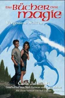 Carla Jablonski: Bolton, John; Jablon:Die Bücher der Magie 05. Verlassene Stä, Buch